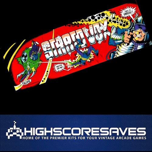 stratovox multigame high score save kit