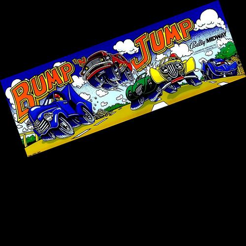 Bump 'n' Jump High Score Save Kit