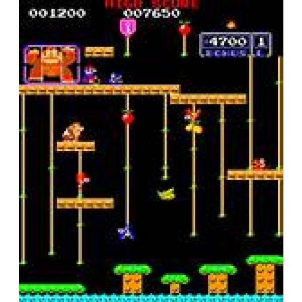 Donkey Kong Jr rom set