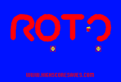 Robby Roto | Wizard of Wor Multigame Free Play and High Score Save Kit