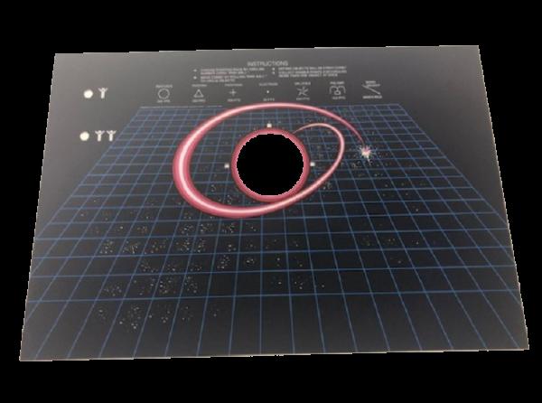Quantum Control Panel Overlay
