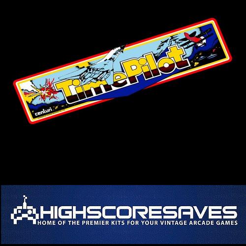 time pilot high score save kit