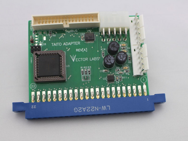 Taito Adapter for Vector Labs switcher