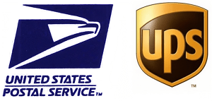 UPS-USPS-logo