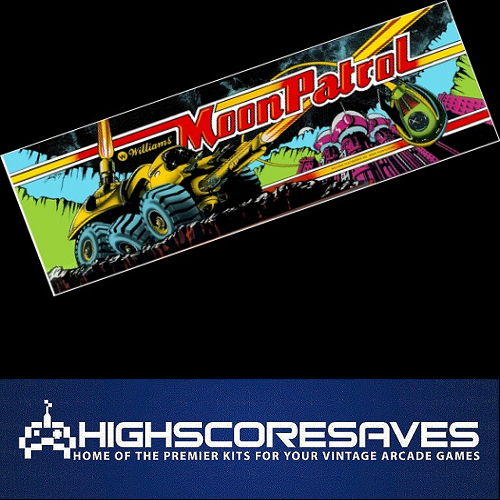 moon patrol free play and high score save kit