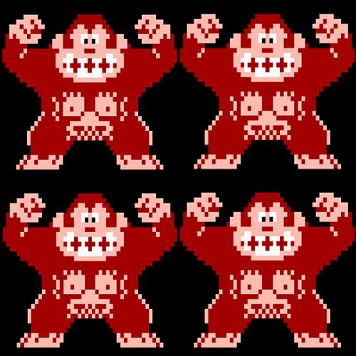 DK 4 in 1 Game Selector