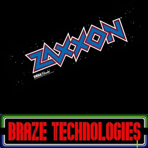 zaxxon high score save kit