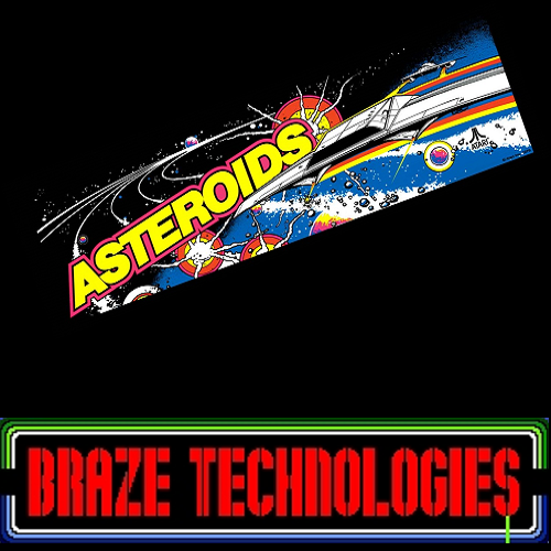 asteroids high score save kit