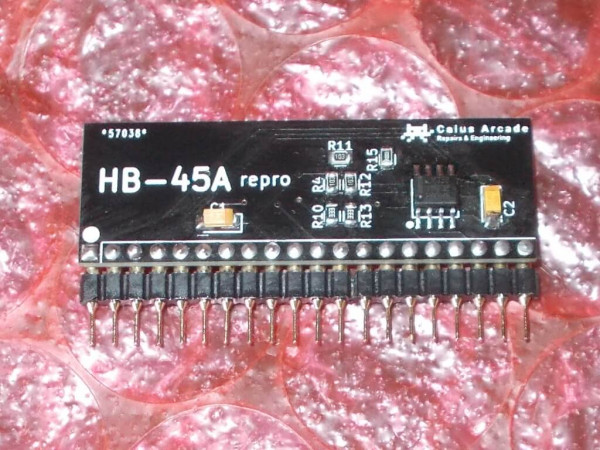 Seibu HB-45A reproduction
