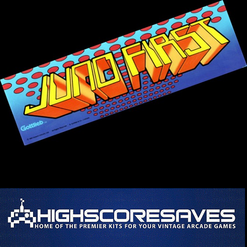 juno first free play and high score save kit