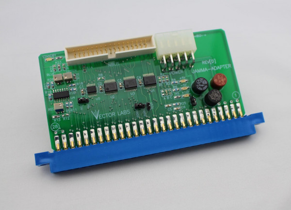JAMMA Adapter for Nintendo Vector Labs switcher
