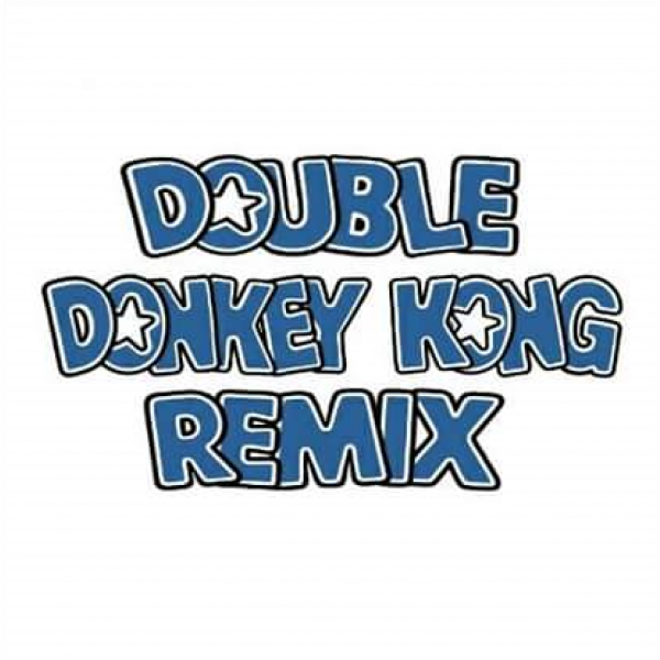 double donkey kong remix multigame free play and high score save e kit