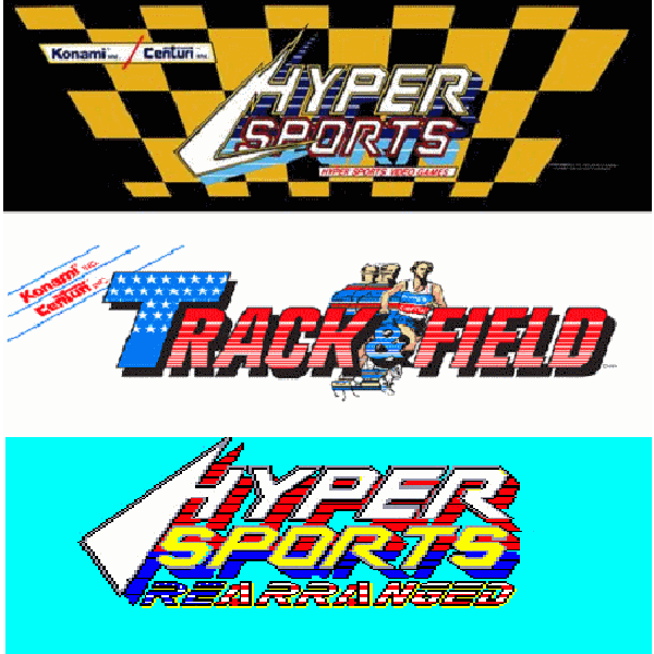 hypersports rearranged free play and high score save kit