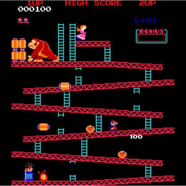 Donkey Kong rom set