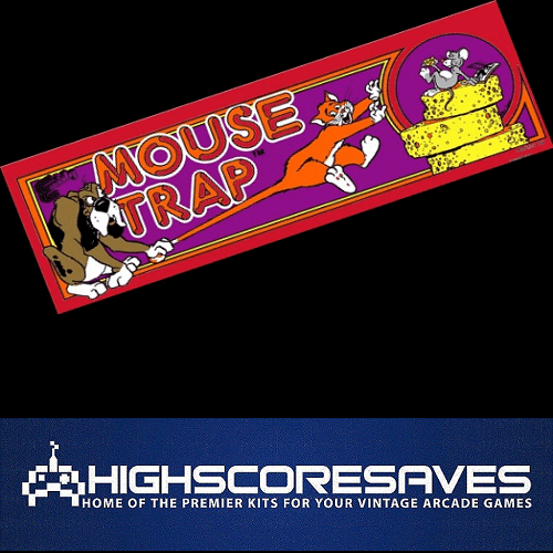 Mouse Trap Free Play and High Score Save Kit