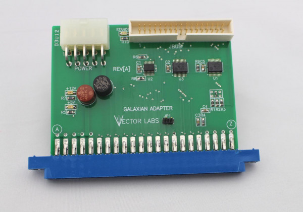 Galaxian Adapter for Vector Labs switcher