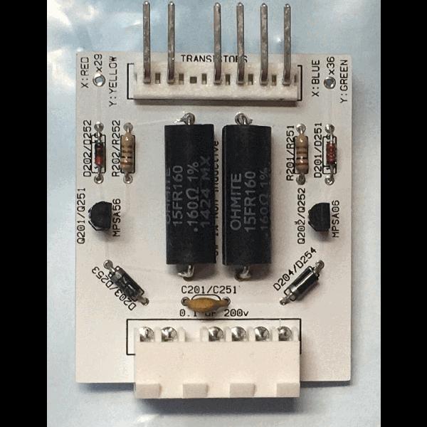 Electrohome G08 Paddle Board