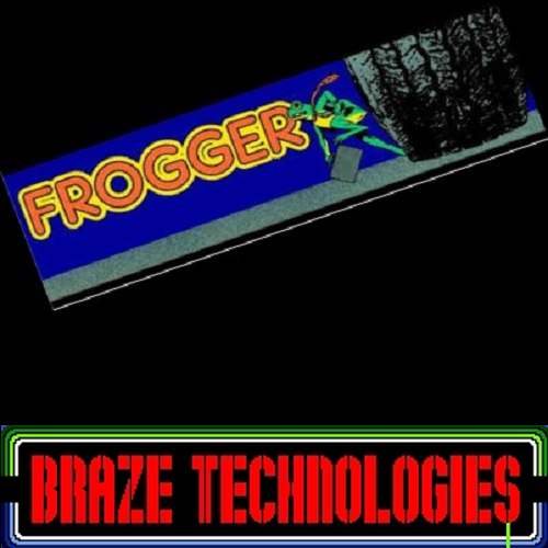frogger high score save kit