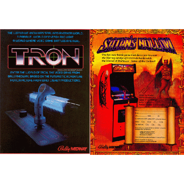 tron multigame high score save kit