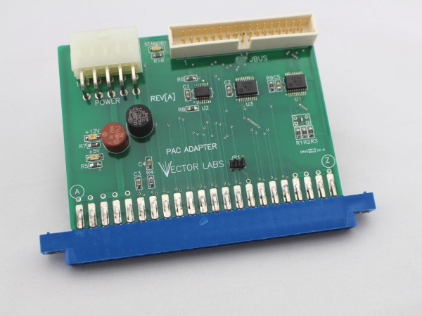 Pacman Adapter for Vector Labs switcher